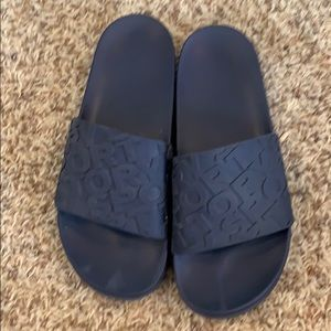 Tory Burch sport slides